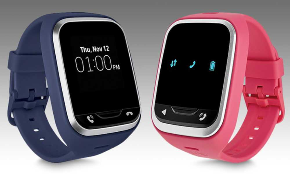 LG GizmoPal 2 VC110 Verizon: Wireless GPS Tracking Child Wearable Smartwatch