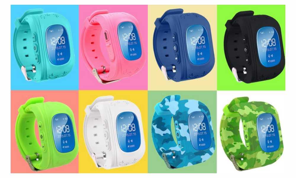 GBD-GPS Tracker Kids Smartwatch