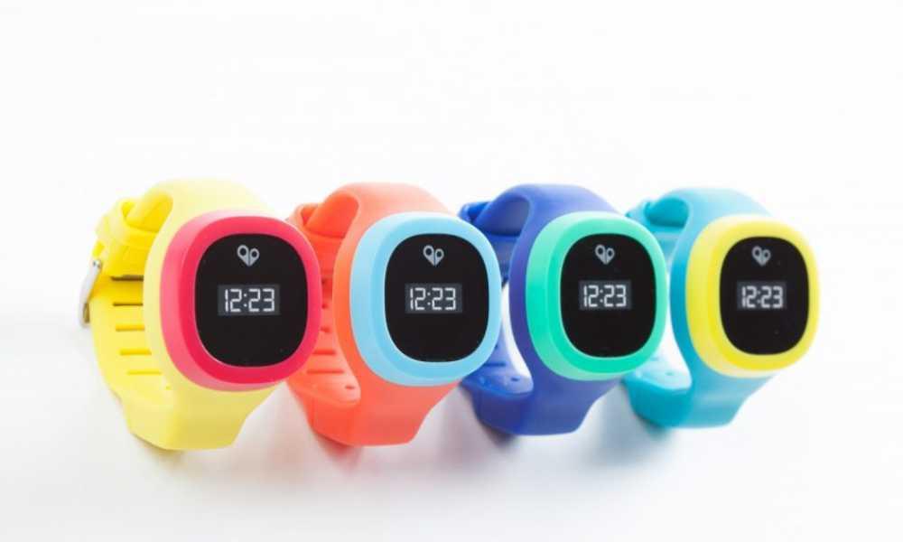 HereO: GPS Watch for Kids