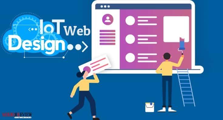 Iot future of Web Design