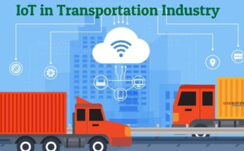 IoT in Transportation Industry