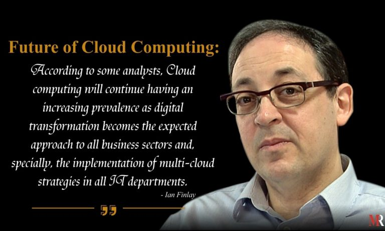 Future Of Cloud Computing By Ian Finlay