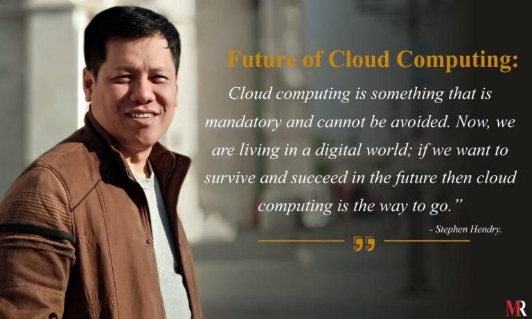 Future Of Cloud Computing By Stephen Hendry