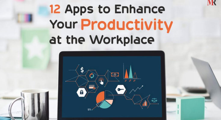 12 Apps to Enhance Your Productivity