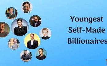 Youngest self made Billionaires