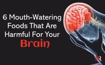 harmful foods for brain