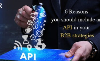 API in B2B strategies