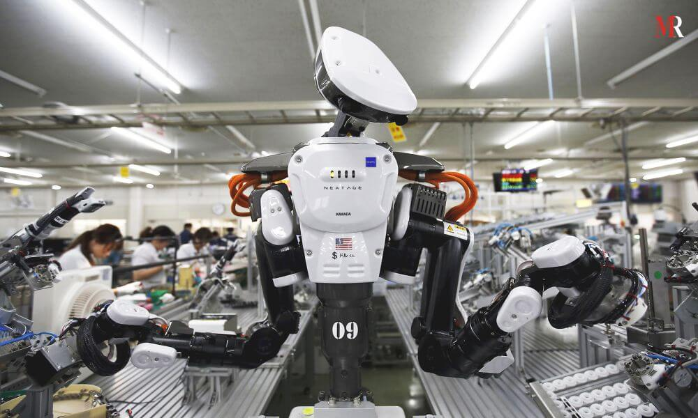 Creating new job roles to support working of AI and robotics devices