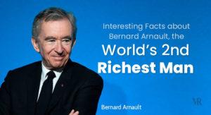 Bernard Arnault facts