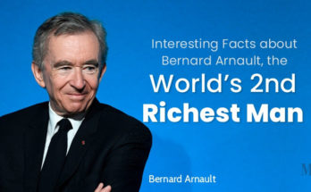 Bernard Arnault facts
