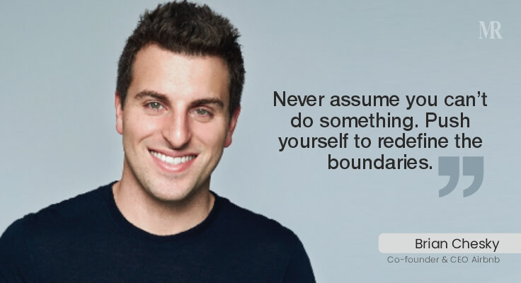 Brian Chesky Quotes | business tycoons
