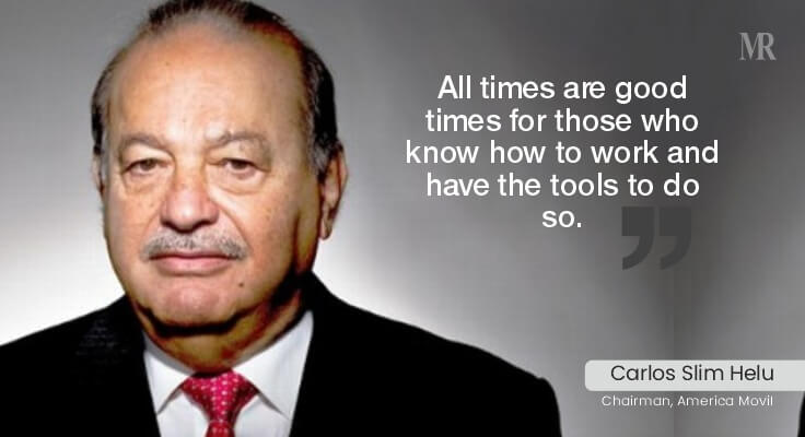 Carlos Slim Quotes | business tycoons