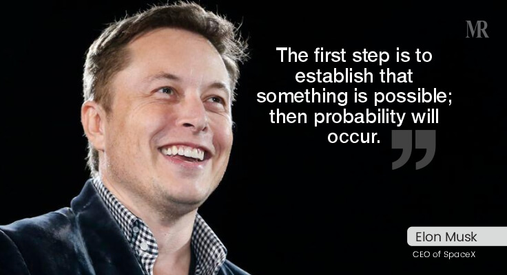 Elon Musk Quotes | business tycoons