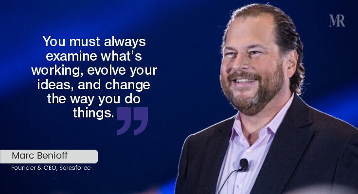 Marc Benioff Quotes | business tycoons