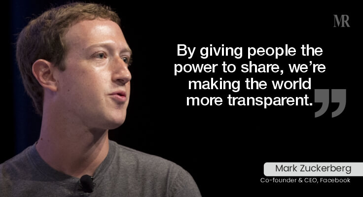 Mark Zuckerberg Quotes | business tycoons