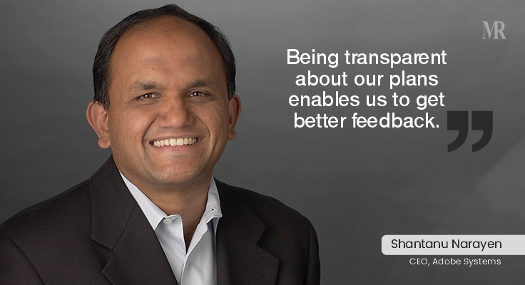 Shantanu Narayen Quotes | business tycoons