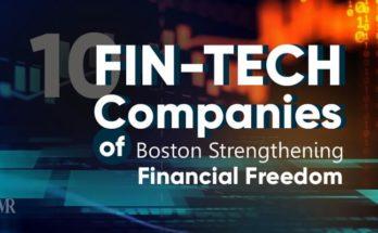financial companies in boston