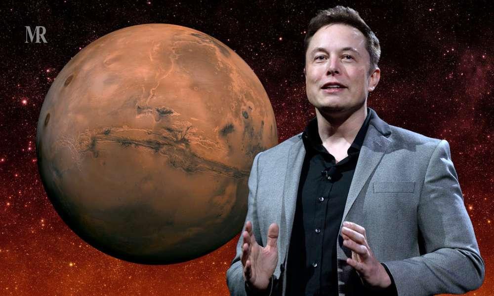 Elon Musk Mars Mission