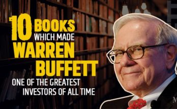 warren buffett recommended books