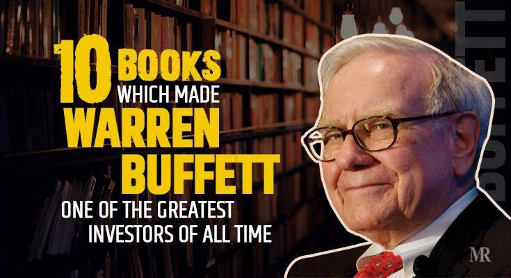 warren buffett recommended books
