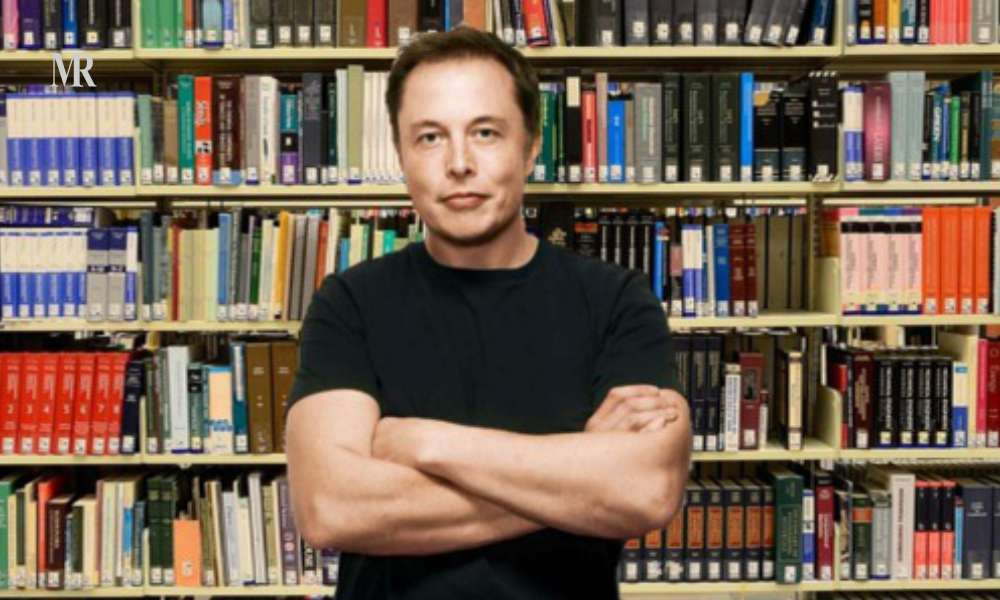 Elon Musk Reading