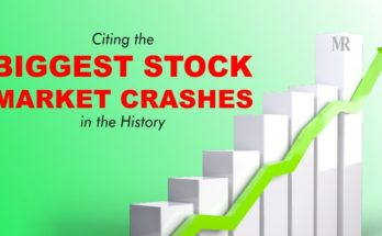 biggest stock market crash